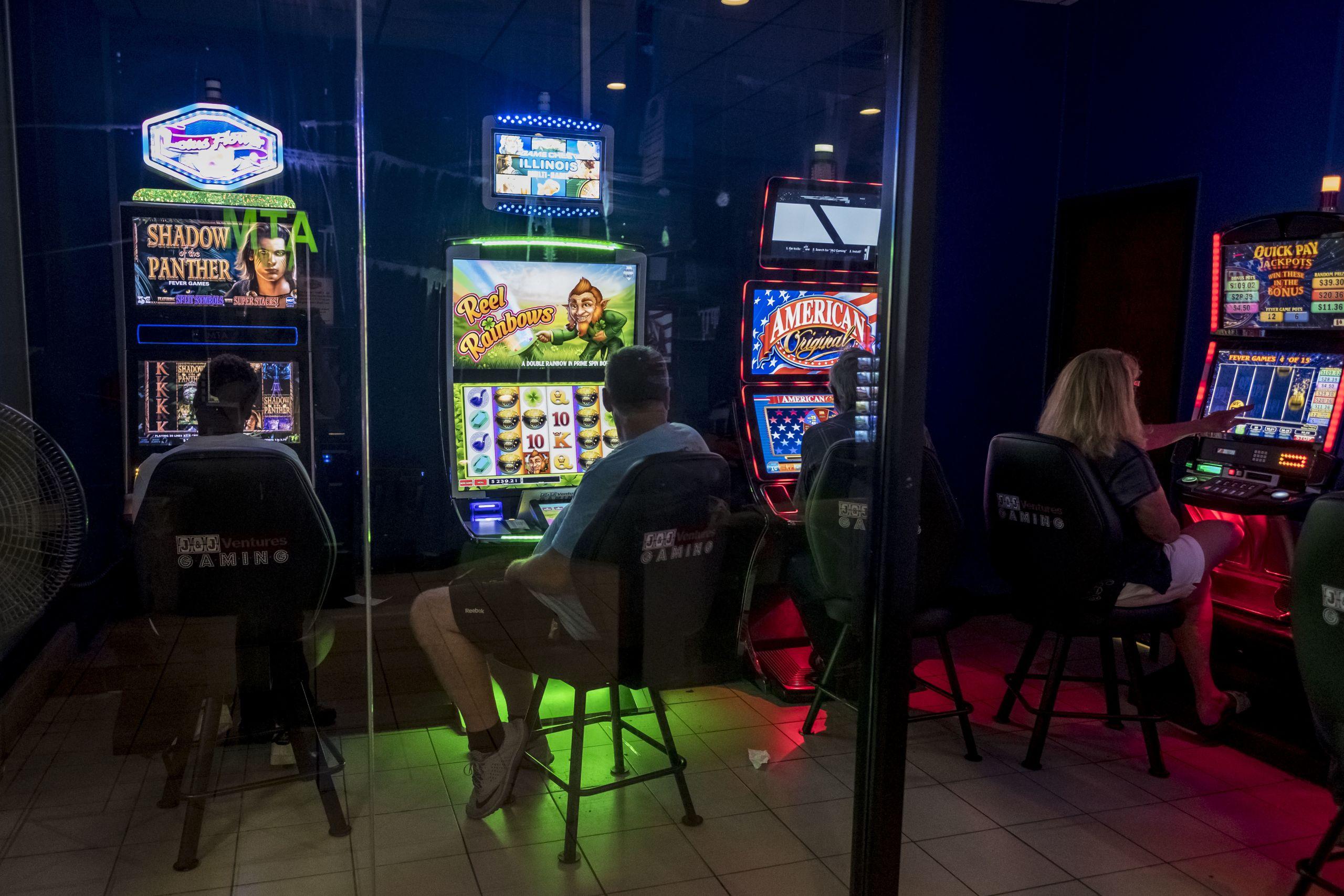 How Do Pub Slot Machines Work