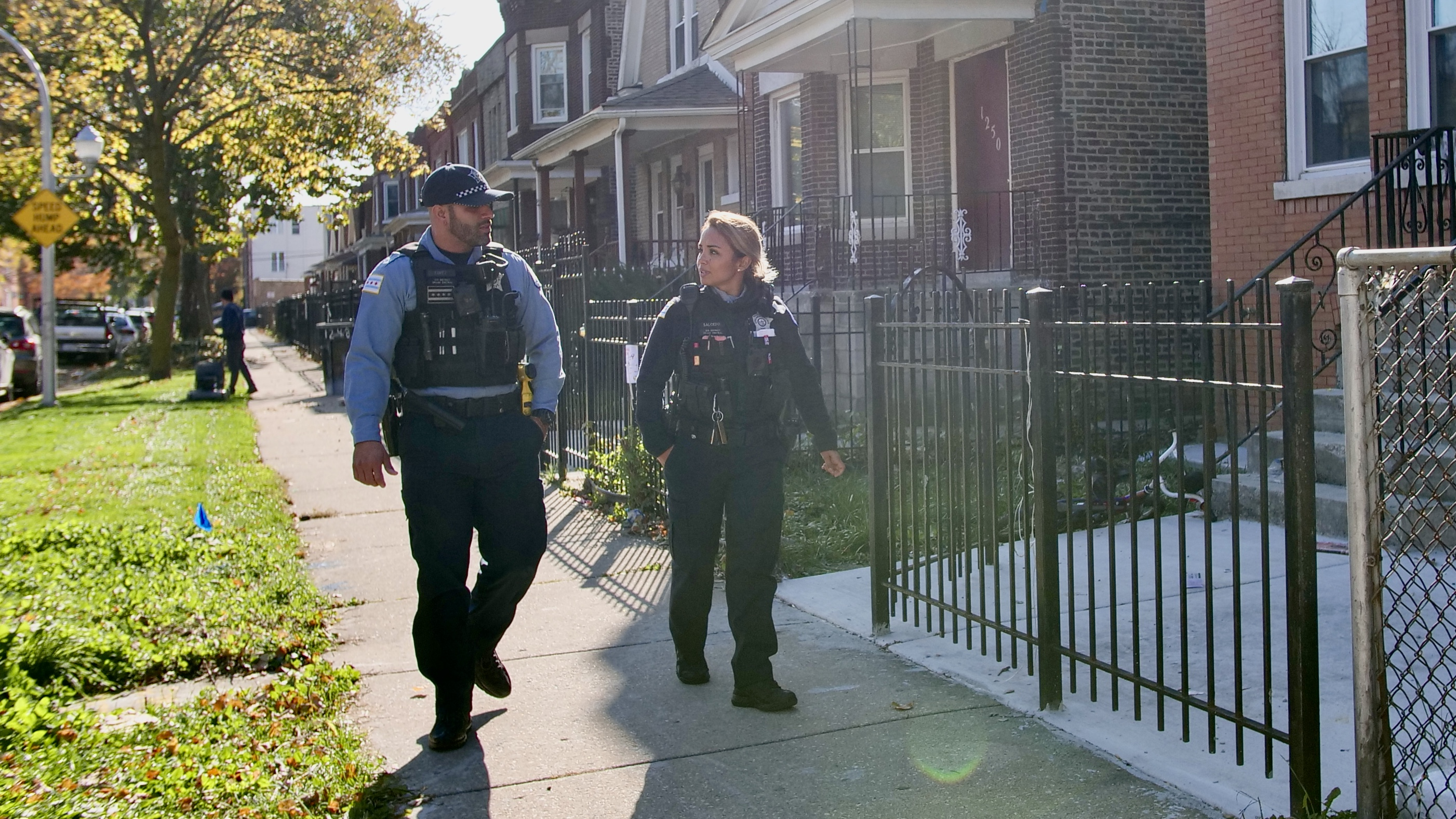 A New Model Of Policing In Chicago